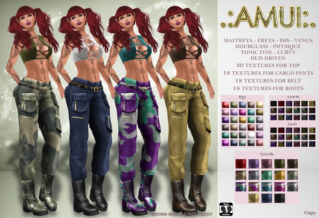 ".:AMUI:. ""Alba"" Outfit"