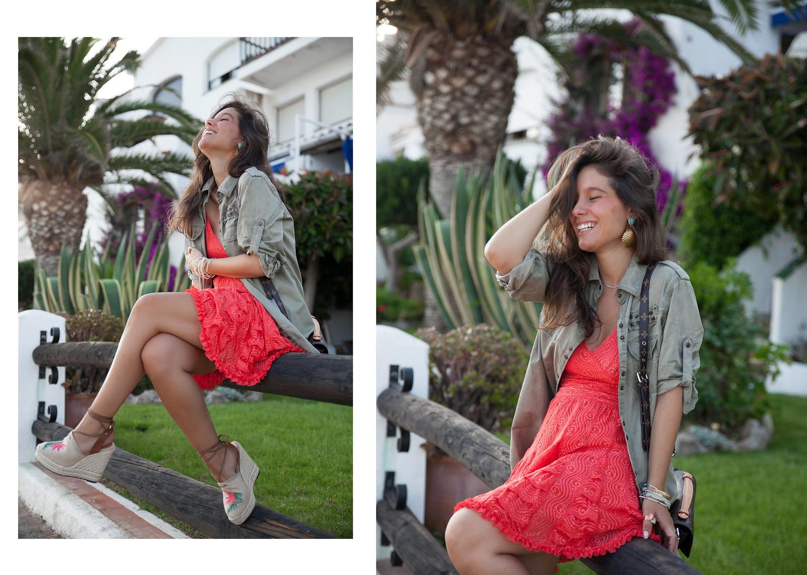 05_como_combinar_vestido_coral_highlypreppy_theguestgirl_influencer_barcelona