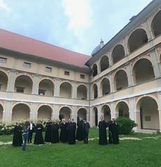 Zu Besuch in der Abtei Seckau
