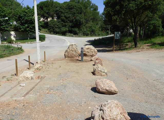 Parkings Montserrat Sur -01- Parking de El Bruc -02- Actual 03- Fuente