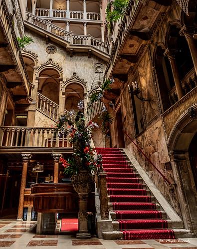 Famous Hotel Danieli