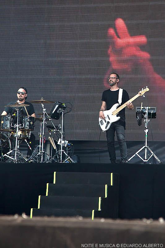 Diogo Piçarra - Rock in Rio-Lisboa '18