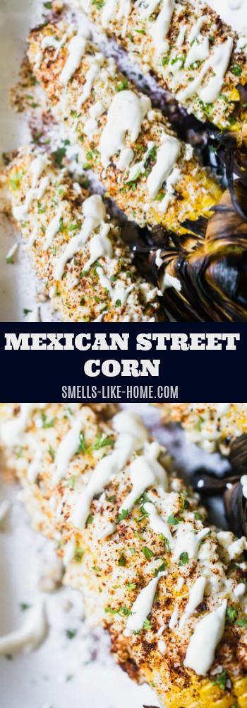 Mexican Street Corn (Elotes)