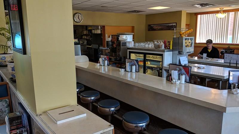 Achilles Coney Restaurant, Ann Arbor, MI