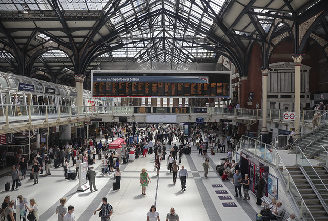 Liverpool Sreet Station