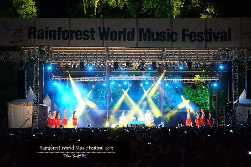 Rainforest World Music Festival 13