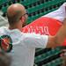 Roland-Garros 2018 : supporter polonais