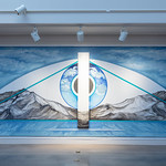 In Sight On Site: Murals - Charles Parson - Photograph by Wes Magyar