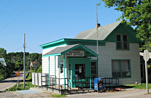 Saxeville, Wisconsin Post Office