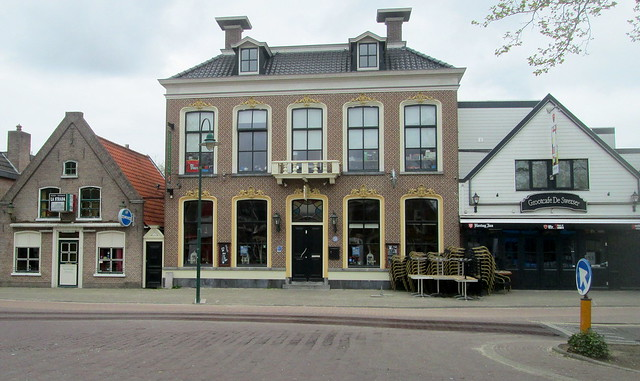 Dutch Style Building, Drachten