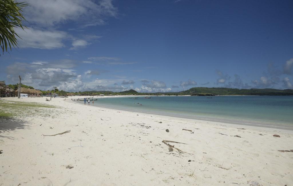 Playas bonitas en Lombok