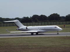 N141QS Bombardier Global Express-BD-700 NetJets Sales Inc