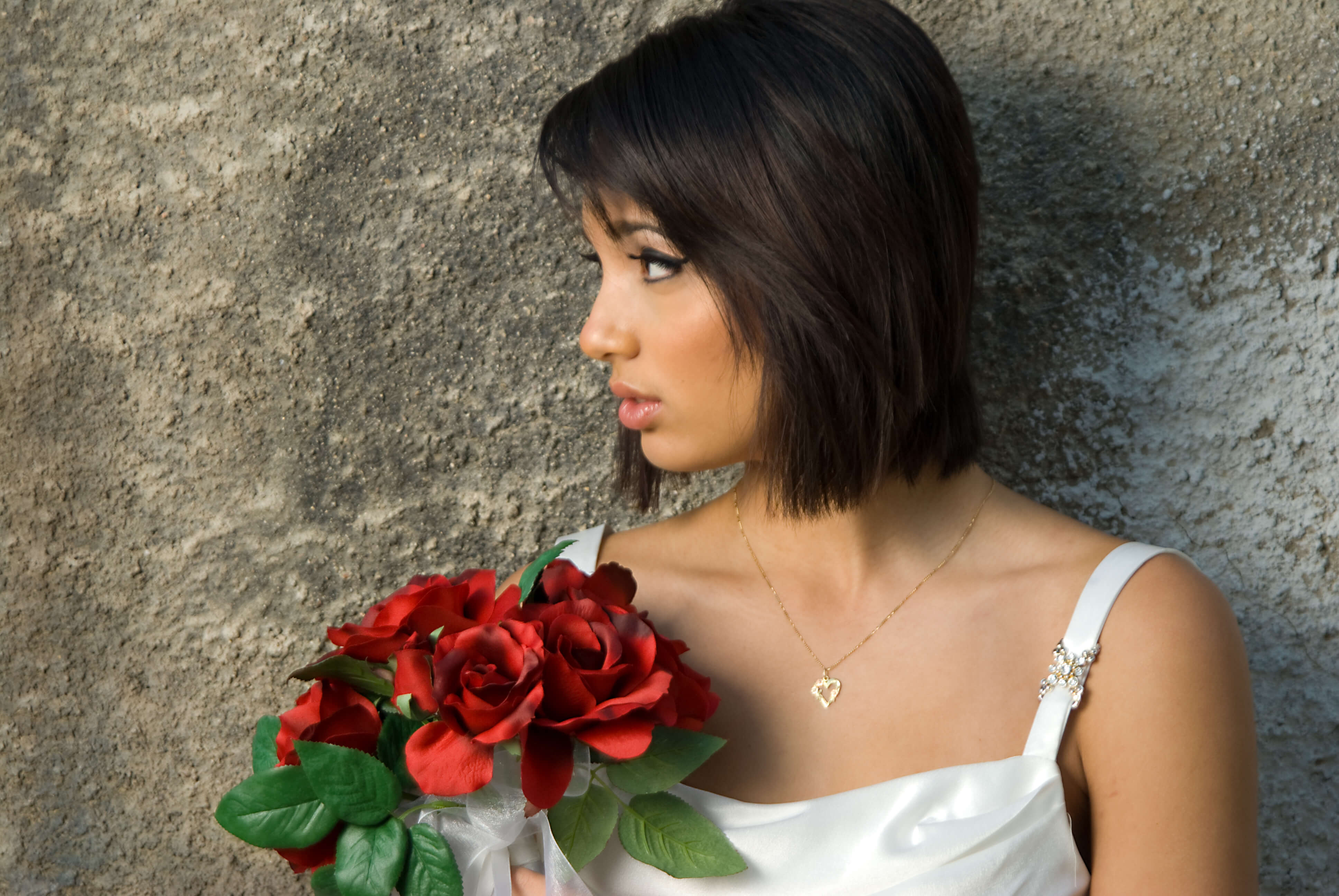 Romantic Wedding Short Haircut for Your Amazing Day! 4