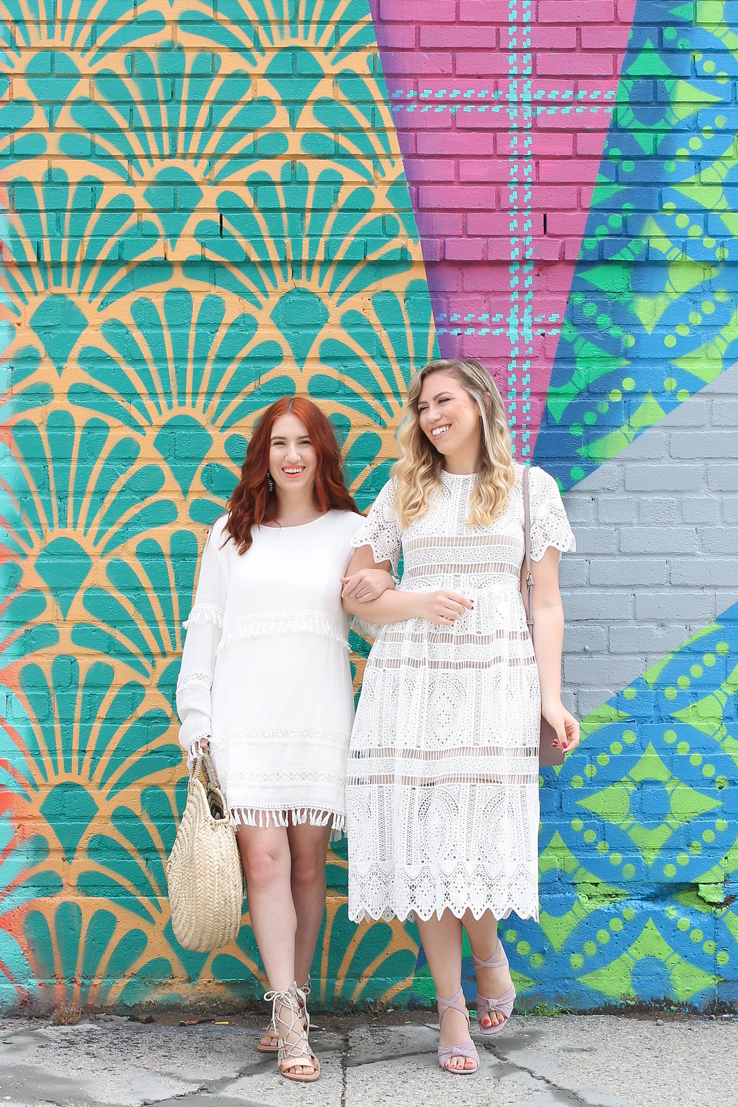 Two Little White Dresses You Should Buy in 2018 Summer Outfit Inspiration