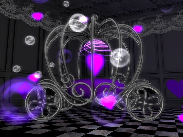 Club Image -Cinderella's Carriage
