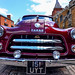 Dodge Fargo pick-up, rebuilt 2016