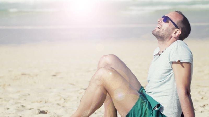 Sinar matahari bisa membantu meningkatkan memori.