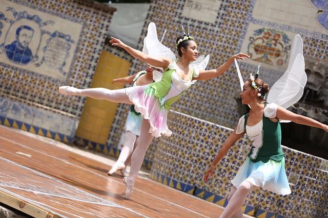 Ballet Nacional de Guatemala llena de color y belleza El Cerrito del Carmen