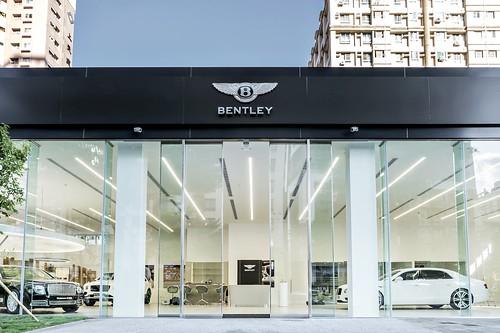 Bentley高雄展示中心盛大開幕 (圖1)