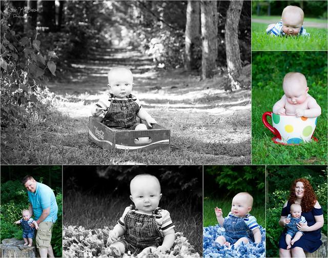 Calvin 6 Month