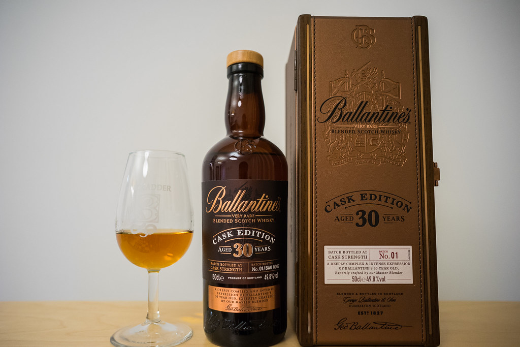 Ballantine's 30 Years Cask Edition