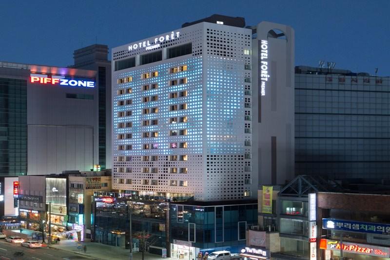 Hotel Foret Premier Nampo 1