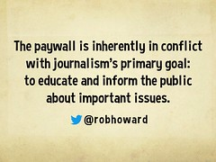 Paywall Quote @robhoward