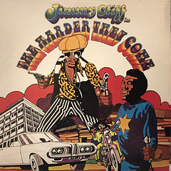 JIMMY CLIFF:THE HARDER THEY COME(JACKET A)