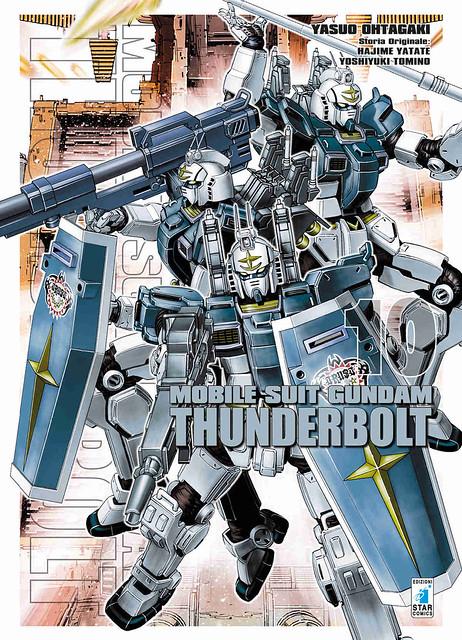 Gundam Thunderbolt 09 - Edizione ita