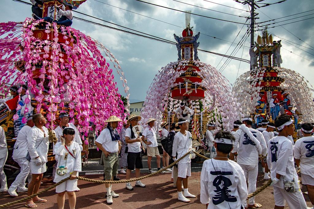 Chichibu Festival, Japan 11