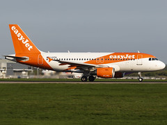 EasyJet Airline | Airbus A319-111 | G-EZFW