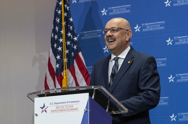 CMU President Leads SelectUSA International Panel on Innovation