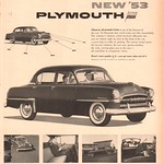 Sat, 2018-02-24 15:12 - 1953 Plymouth Advertisement Life Magazine June 15 1953