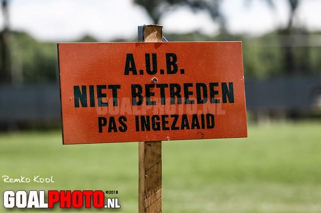 Eerste training FC Utrecht 25-06-2018