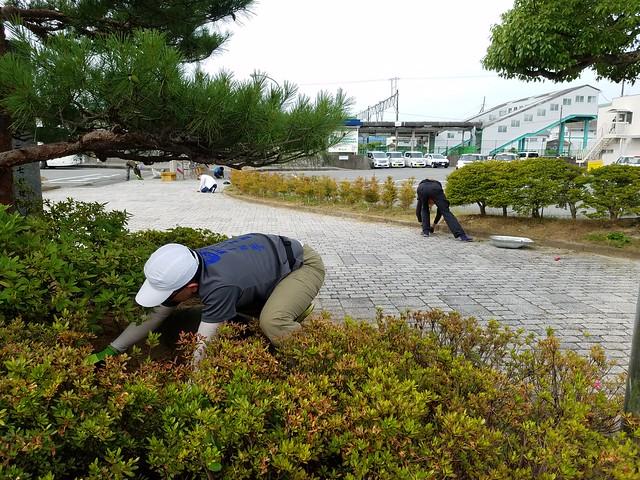 福島県浪江町で災害ボランティア(援人 2018年 0622便)