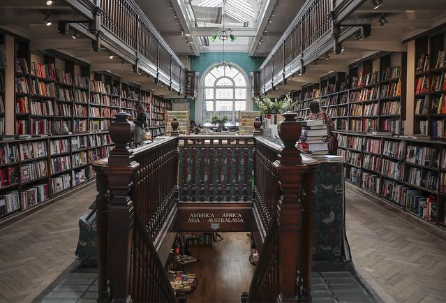 Daunt Books, Marylebone High Street