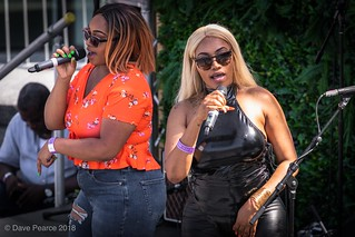 Female Rap at the Scoop. | by Dave Pearce (London)
