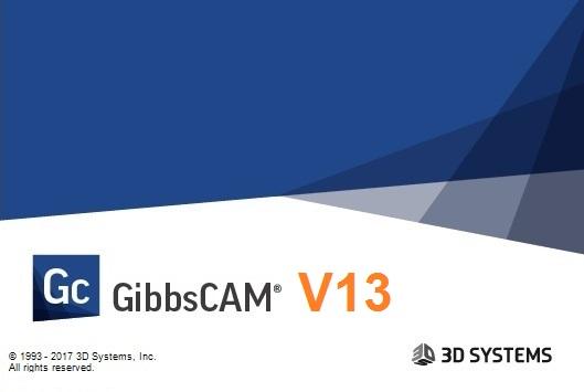 GibbsCAM 2018 v13 Build 12.8.11.0 x64 full