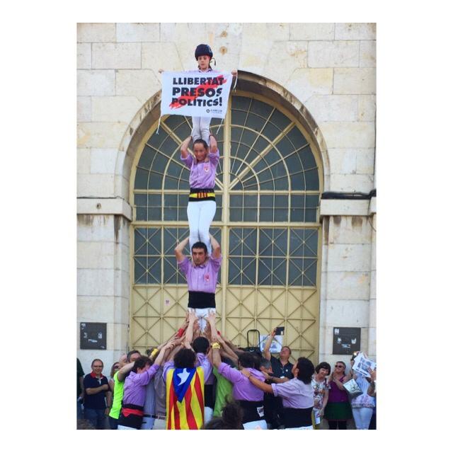Llibertat presos polítics !!! 💛💛💛💛