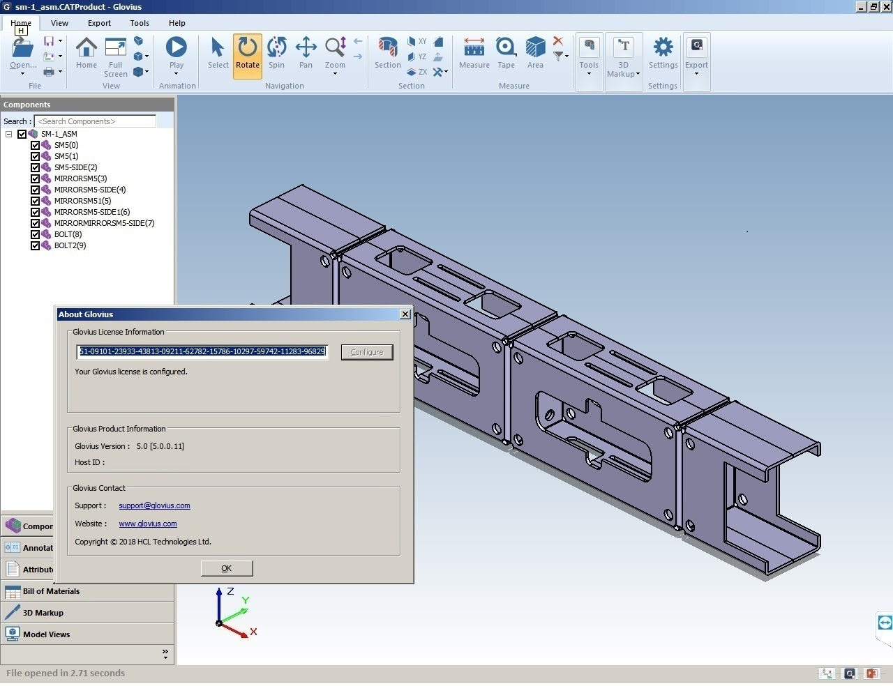Working with Geometric Glovius Pro v5.0.0.1 full license
