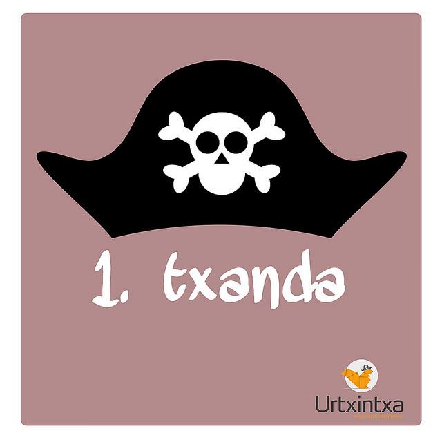 1.txanda- Pirata udalekuak 2018