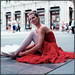 City dancer_Rolleiflex 3.5B by ksadjina