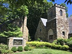 St. David's Episcopal Church and parsonage, Macomb Street NW, Washington, D.C.
