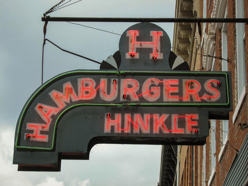 Hinkle Hamburgers