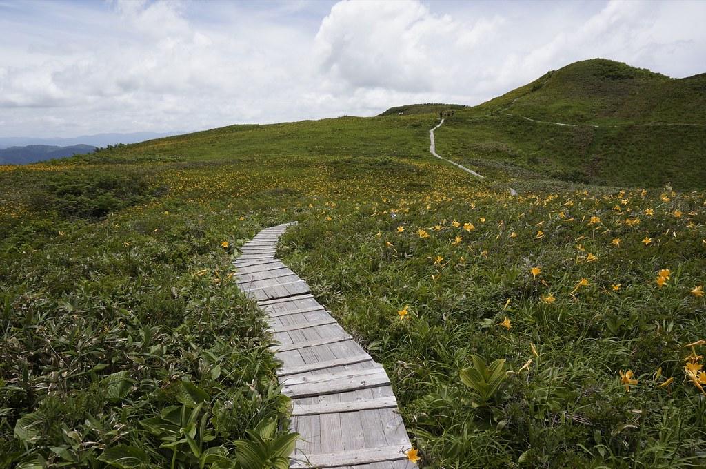 Attck to the Mt. SHIRAKIGAMINE