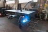 Servizio fotografico alla Metallica Garzetti - Taglio laser e piegatura lamiere