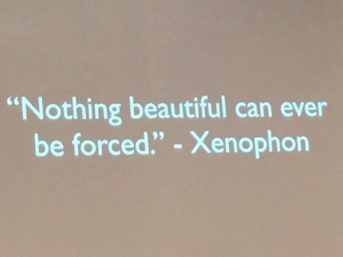 #CMK18 Xenophon