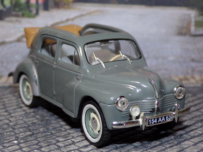 Renault 4CV - Decourable - 1953