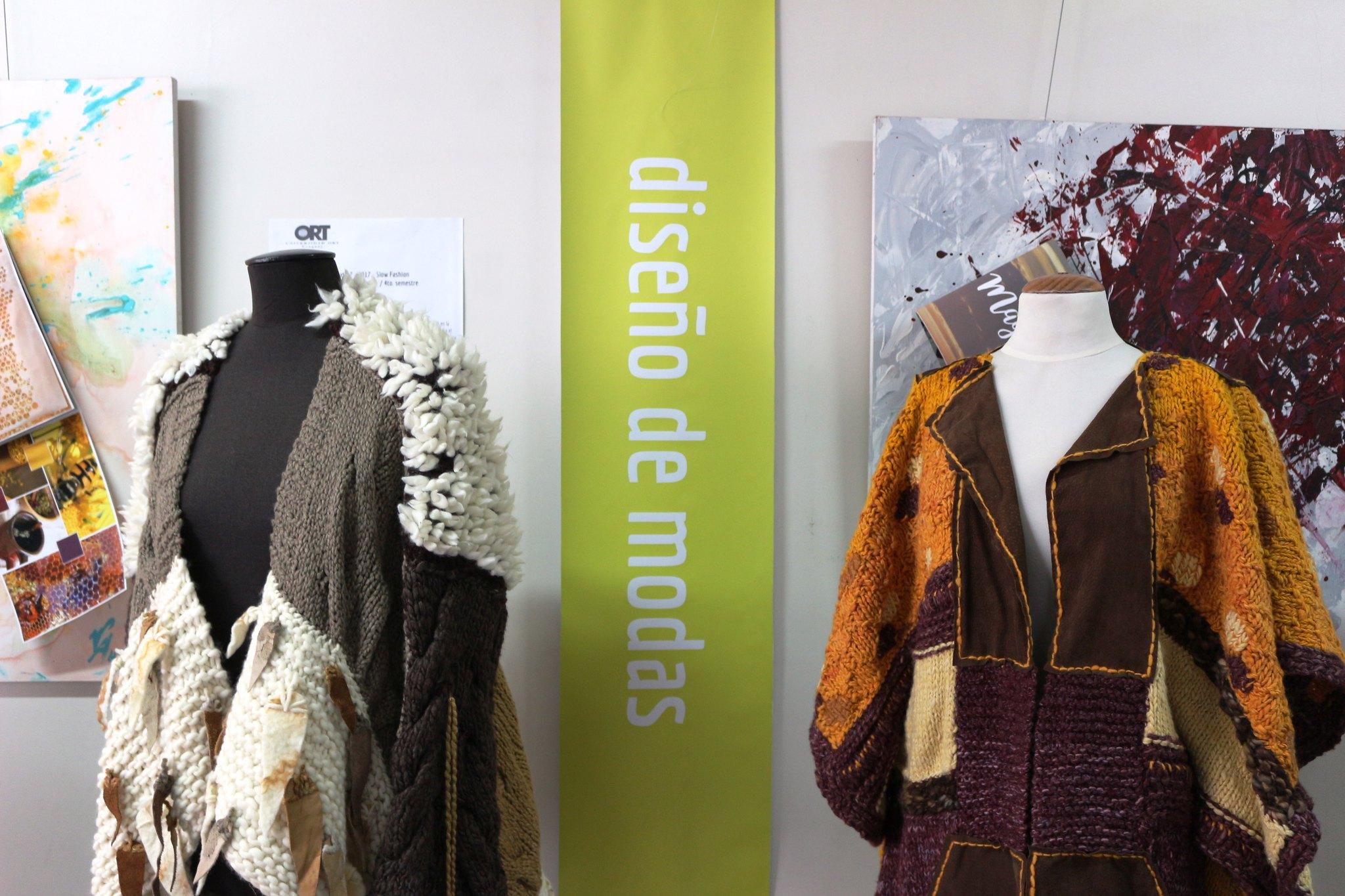 Exposición Diseño de Modas (Slow Fashion) - julio 2018