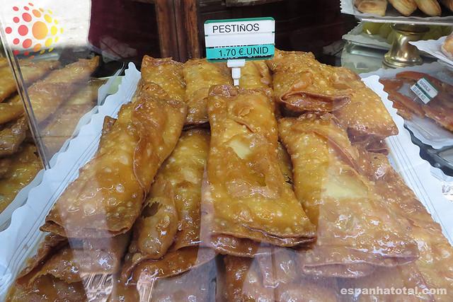 doces típicos de Madri: bartolillos